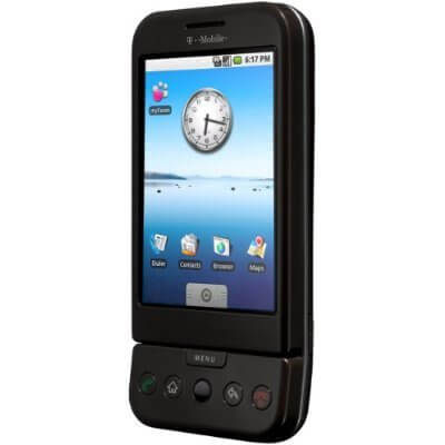 review htc dream