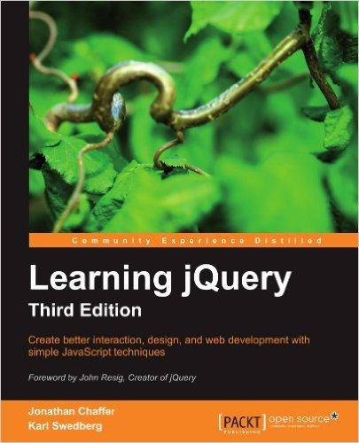 best book for jquery