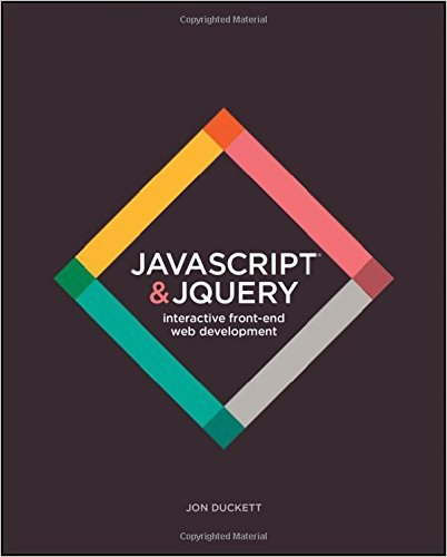 best books for jquery