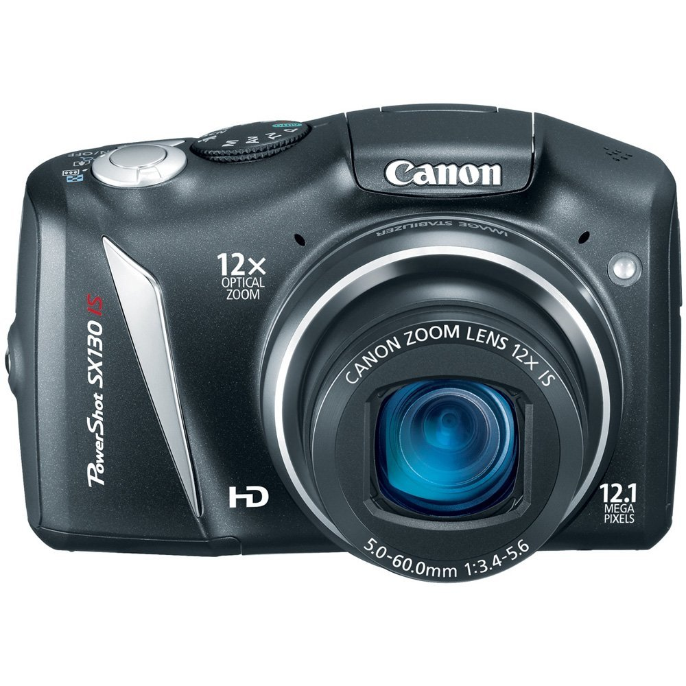 canon powershot sx130is review