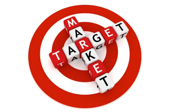 know your target market