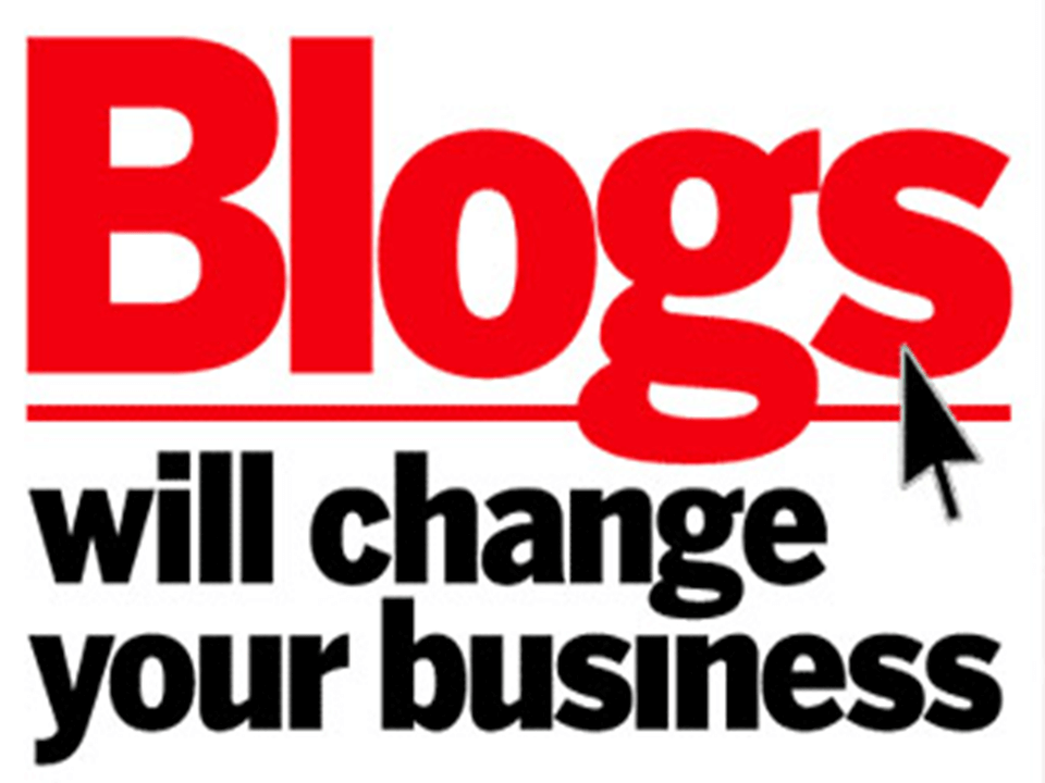 how to build a business blog