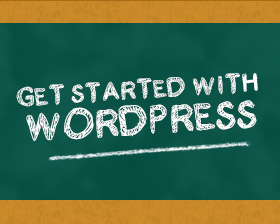 build wordpress blog for business