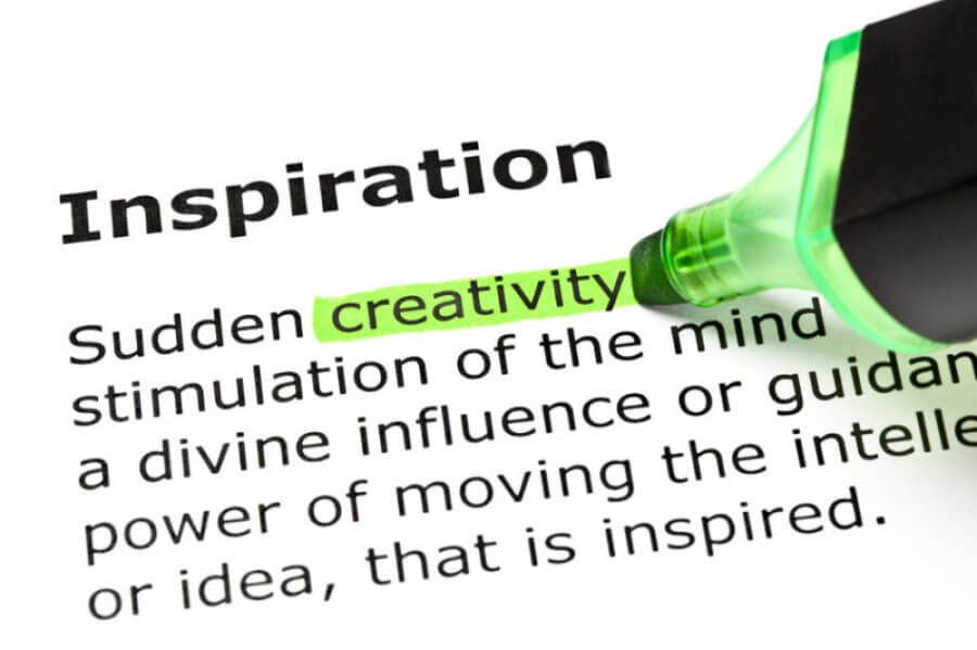 inspiration creativity