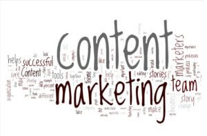 what does a content marketing strategy look like