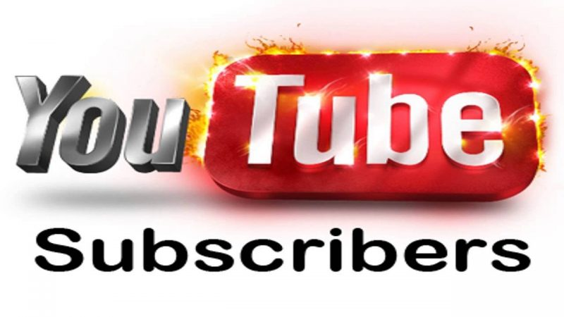 youtube subscribers button