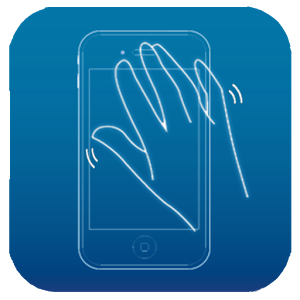 answer calls with gesture