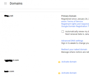 add secondary domain to Google Apps account