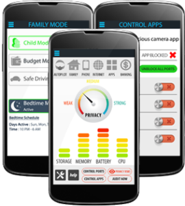 SnoopWall lets you to take control of your Android apps permissions and settings