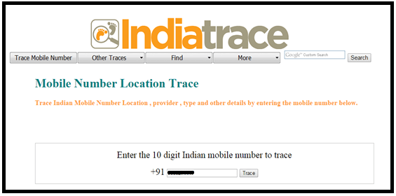 ways to trace mobile number online with exact name location and