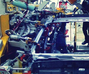 mechanical engineer in automotive industry