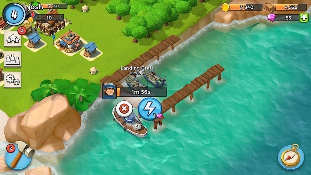 boom beach in app purchases