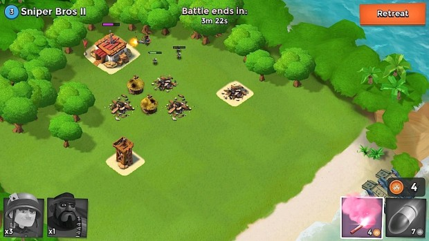 boom beach base design