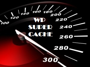 configure wp super cache