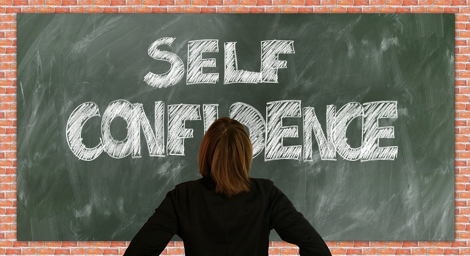 self confidence personal brand
