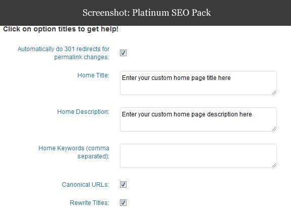 platimum seo pack review