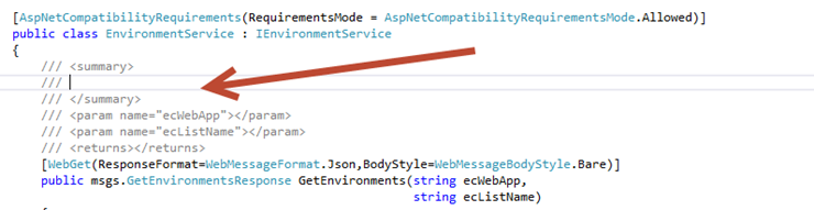 programmer documentation