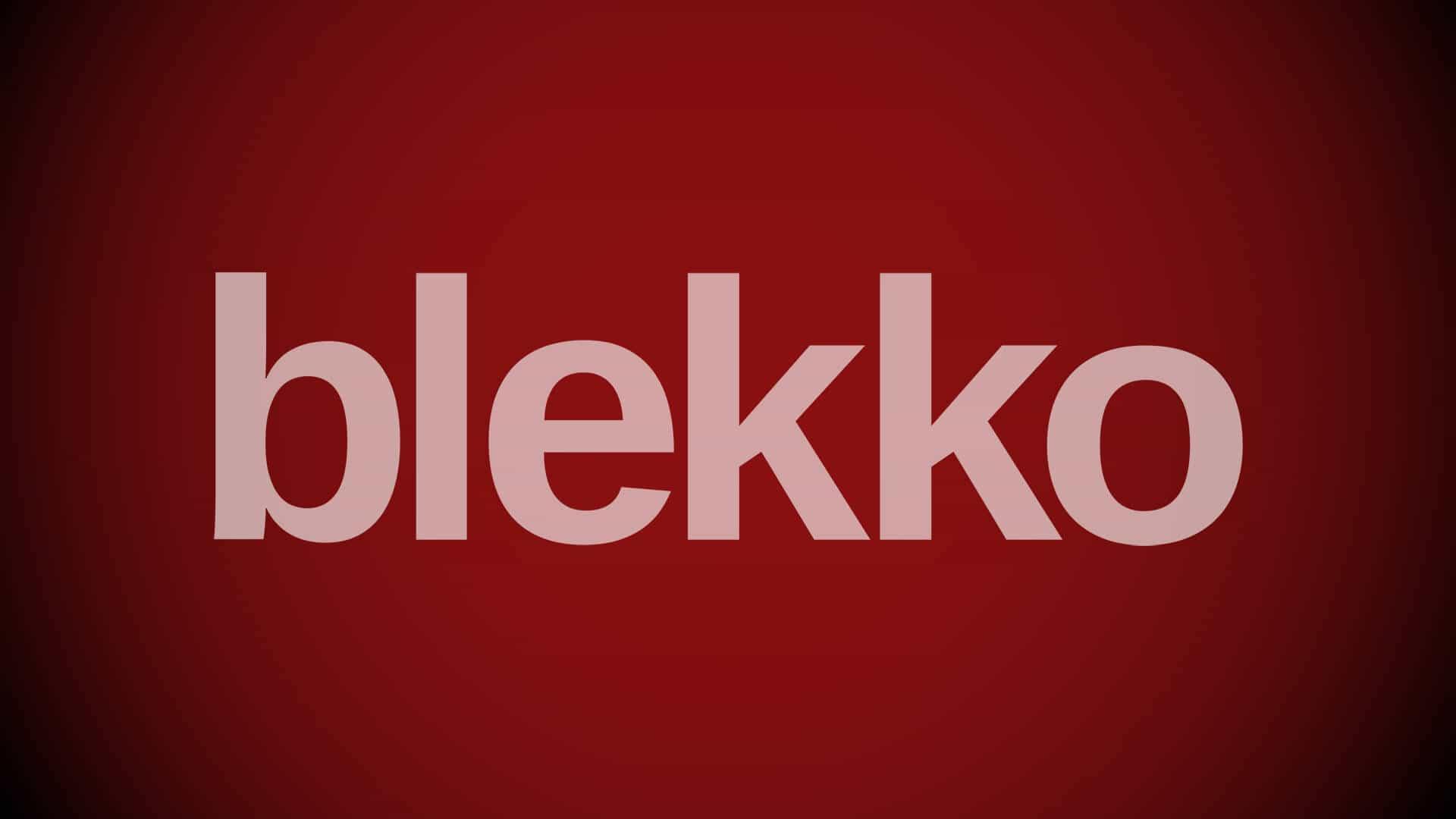blekko