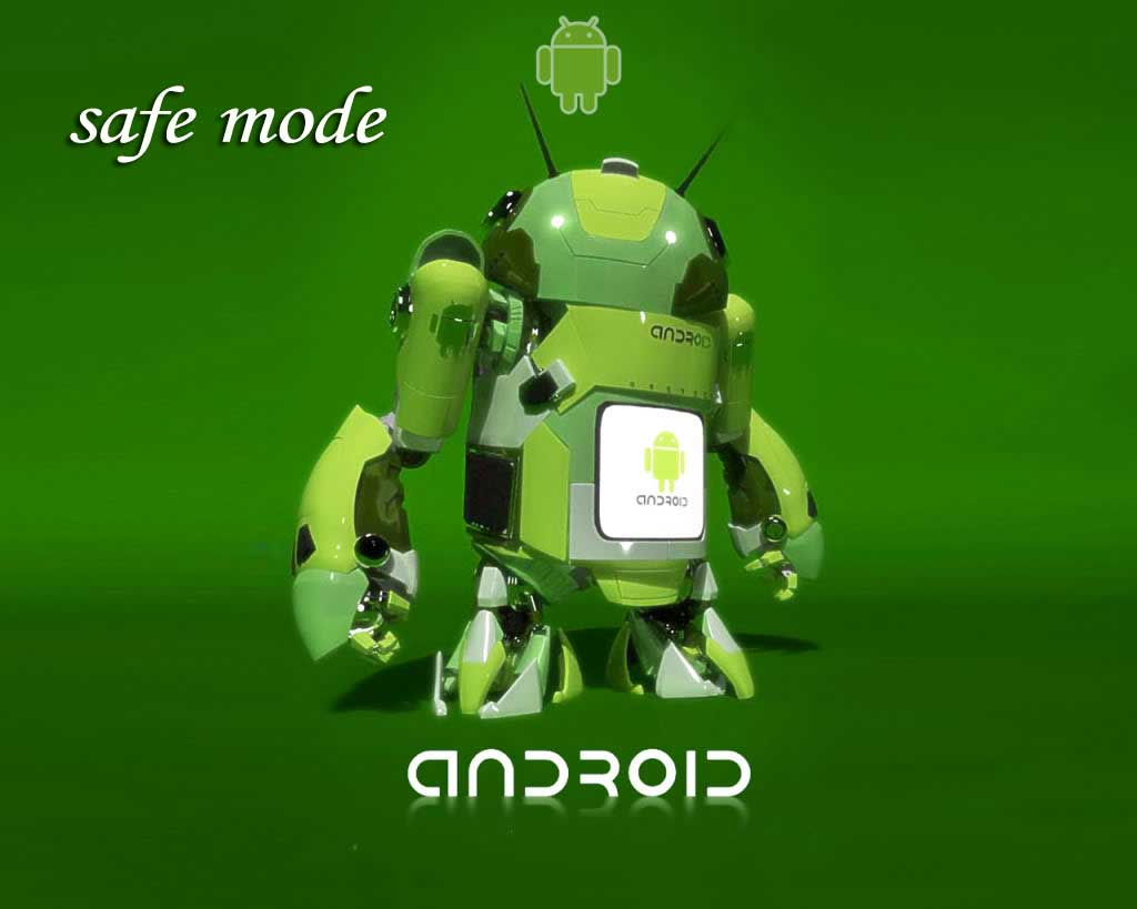 Boot Android in Safe Mode