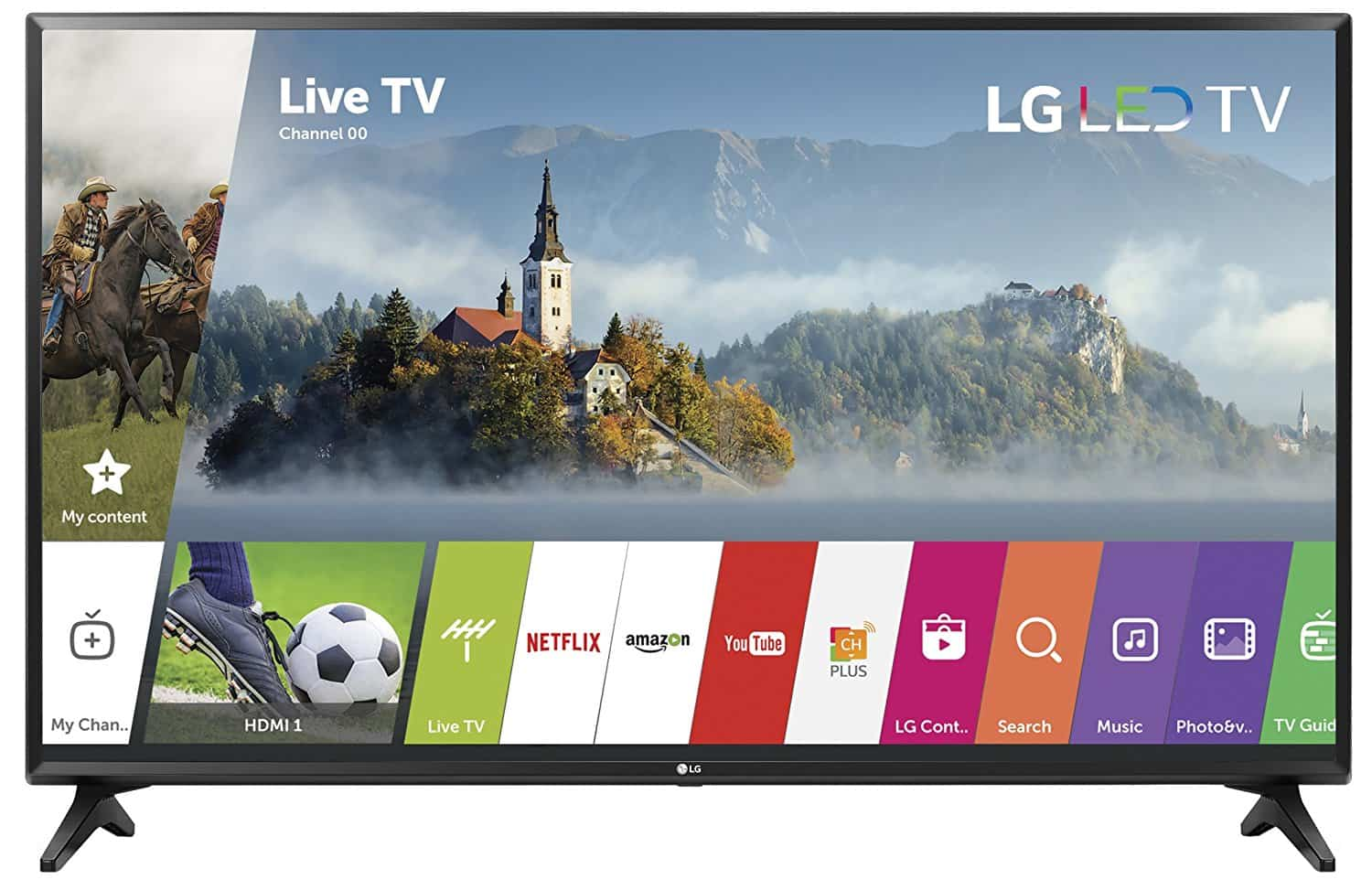 lg 55 smart tv review