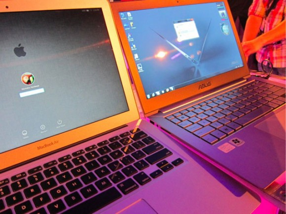 Ultrabooks vs. Macbook Air