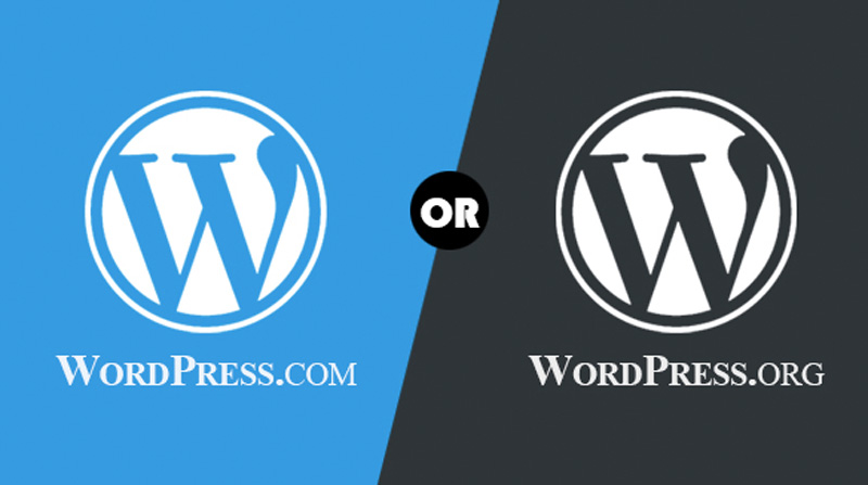 wordpress.com vs wordpress.org
